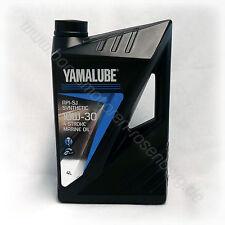 YAMALUBE 4-S SAE 10W30 | 4 Takt Motoröl | 4 Liter Kanister | Außenbordmotor