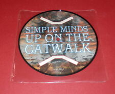 Simple Minds -- Up on the catwalk   -- Single /  Picture Vinyl