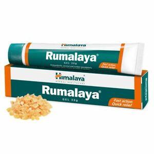 Himalaya Rumalaya Gel 30g Pain Relief Joint Body Muscle Pain Herbal   FREE SHIP