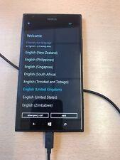 Nokia Lumia 1520 - 32GB - Black (Unlocked) Smartphone B Grade condition
