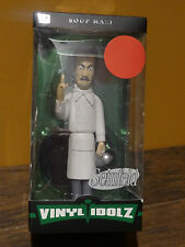 NEW Seinfeld Show The Soup Nazi Vinyl Idolz Sugar 17 Doll Toy Figure Collectible
