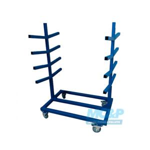 Heavy Duty Pipe & Rod Racking Stillage (Demountable Legs) - £215+vat