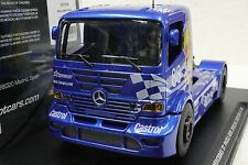 FLY 202311B MERCEDES BENZ ST. PAULI'S GIRL BLUE NEW 1/32 SLOT CAR IN DISPLAYCASE