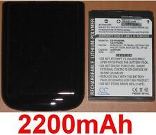 Coque + Batterie 2200mAh type XP-02 Pour O2 XDA Atom Life