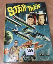 More details for star trek annual 1978. hardback copy - good condition