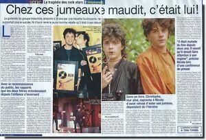 Coupure de presse Clipping 2010  - Stéphane SIRKIS - (2 pages)
