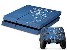 SONY PS4 PlayStation 4 SKIN Design Adesivo Pellicola Protettiva Set - PS BOTTONI