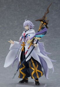Figma Fate/Grand Order Caster/Merlin #479 NIB Ships From NYC