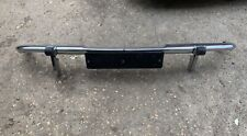 Jaguar XJ6 Series 2 Chrome Front Bumper Complete With Over/Under Riders