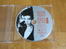 PHIL $ THE NOISE Second Chance 1991 GERMANY collectors CD single levi's