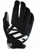 2020 Fox Racing Mens Ranger Gloves Racing Mountain Bike BMX MTX MTB Black/White