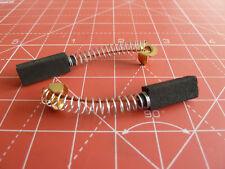 Spazzole DI CARBONE 22 mm x 7.5 mm x 5 mm adatto per vorerk ET20 Aspirapolvere