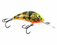 Zander and Trout Wobbler for Spinning Fishing for Perch Bass Wobbler Twitchbait Salmo Rattlin Sting Suspending 9 cm 11 g