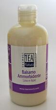 Balsamo per capelli al Lino e Aloe- Ammorbidente -Tea Natura n.2 x 250ml=500ml
