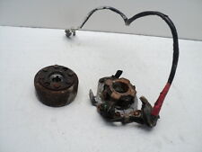 #4090 Honda CR125 CR 125 Stator & Flywheel / Rotor / Generator
