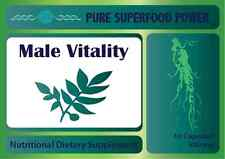 Male Vitality - Male Enhancement Pills & Testosterone Booster