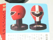 BANDAI Power Rangers Red Sentai Mask / Head Collection - Red Fiveman