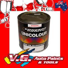 Concept 1K Base Coat Auto Paint 1L suitable under acrylic or 2K clears