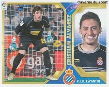 N°02 CRISTIAN ALVAREZ # ARGENTINA RCD.ESPANYOL STICKER CROMO PANINI LIGA 2012