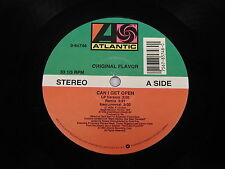 Original Flavor, Can I cet Open LP (VG) 12""