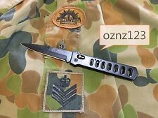 Army Military Outdoor Survival Fixed Blade Knife Camping knife