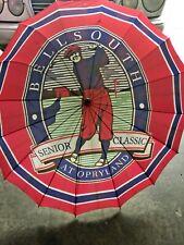 Vintage Bellsouth Classic Tent Umbrella Opryland