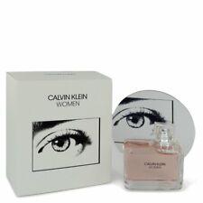 Calvin Klein Woman by Calvin Klein 3.4 oz EDP Spray Perfume for Women New in Box