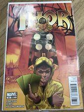 THOR 617 1st App Kid Loki NM Disney Plys Loki Show CGC worthy MCU Marvel Comic