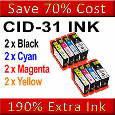 2 SET Ink Cartridge For Dell 31 V525W V725W