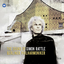 Simon Rattle - Sound of Simon Rattle & Berliner Philharmoniker [New CD]