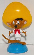 Speedy Gonzales 2 inch Plastic Figurine Looney Tunes Miniature Figure