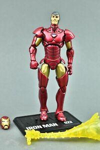 """Marvel Universe Iron Man Tony Stark 022 Action Figure 3.75"""" Hasbro"""