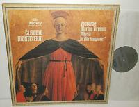 2723 043 Monteverdi Vesperae Mariae Virginis  Magnificat  Missa In Illo Tempore
