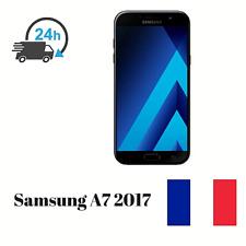 Écran LCD Original Pour Samsung Galaxy A7 2017 NOIR