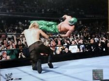 Official WWE 8x10 Photofile Glossy Promo Photo - Rey Mysterio Vs. Spike Dudley