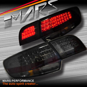 Smoked LED Tail Lights for AUDI A3 S3 RS3 8P HatchBack pre update 2005-2008