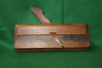 Antique Marley New York Bead Carpenters Woodworking Moulding Plane Inv#EB72