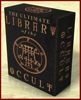 LIBRARY of the OCCULT 2700 Rare Vintage books 8 DVDs WITCHCRAFT, MAGIC, WICCA