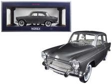 1962 SIMCA ARONDE MONTLHERY SPECIAL GREY METALLIC 1/18 MODEL CAR BY NOREV 185717
