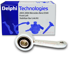 Delphi Front Left Stabilizer Bar Link for 2003-2006 Mercedes-Benz E500 - qs
