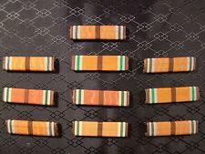 Army Junior ROTC Ribbon N-2-2 Physical Fitness Set of 10 NOS JROTC