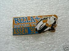 PINS,SPELDJES DUTCH TT ASSEN OR SUPERBIKES MOTO GP 1998 A DUTCH TT ASSEN NO 16