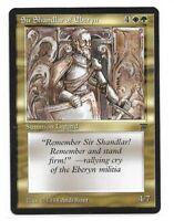 Magic the gathering ~ MTG ~ 1x Sir Shandlar of Eberyn ~ Legends ~ M/NM