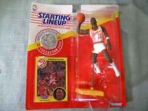 1991 Starting Lineup Dominique Wilkins/ NM