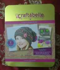 BRAND NEW Craftabelle Slouchy Beanie Creation Craft Kit
