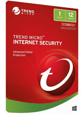 Trend Micro Internet Security OEM | 1 Device | 12 Months