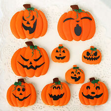 Halloween Pumpkin Stainless Steel Biscuit Cookie Fondant Pastry Mold Cutter Tool