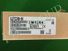 NEW In Box Mitsubishi QJ71C24N-R4 PLC FREE INT SHIPPING FREE 1YR WARRANTY