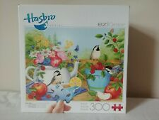 🆕 Hasbro Puzzle w/  E-Z Grasp, Extra Thick, Easy Hold Pieces Great for Seniors!