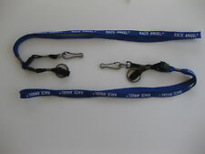 NASCAR Race Angel Women's Lanyard Credential Holder Free Shipping!
